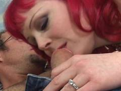 MILF Fellatio a Big Pecker
