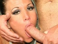 MILF Kendra Blowjob Off a Dick