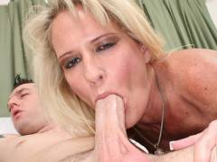 Big Boobed MILF Bridget Lee
