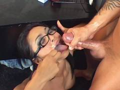 Pretty Asian MILF Mika