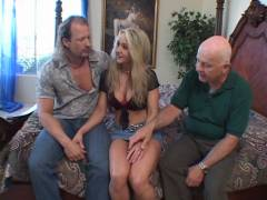 Horny Wife Teasing a Stud