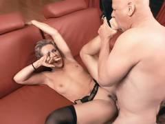 Housewife gets Kinky