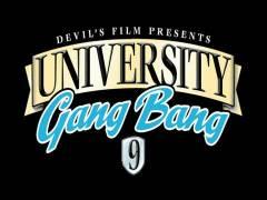 University Gang Drill 10