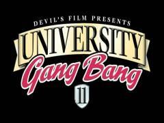 University Gang Drill 12