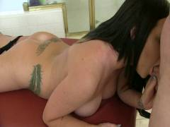 Deviant Step Sister Massages 2